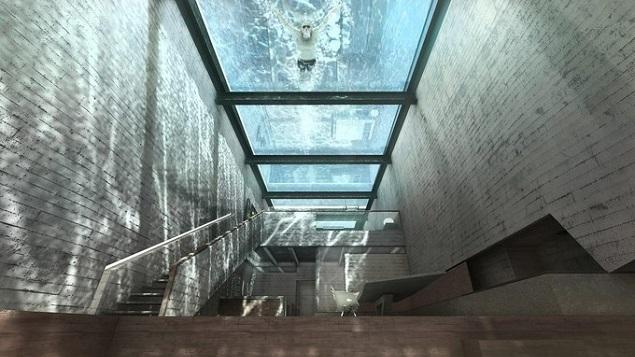 La casa brutale de l 39 agence open platform for architecture - Eau arquitectura ...