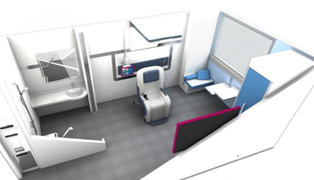 La chambre d\'hôpital du futur est devenue réalité - ArchiBat MAG