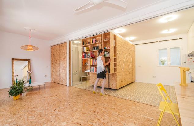 Modulez vos espaces de vie avec les cloisons mobiles - ArchiBat MAG