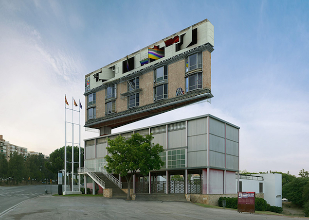 Victor Enrich The Man Who Transformed Cities Through Photography - City portraits surreal architecture photos by victor enrich
