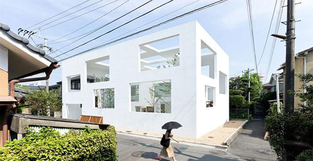 Sou fujimoto ou l architecture primitive archibat mag for Jeune architecte