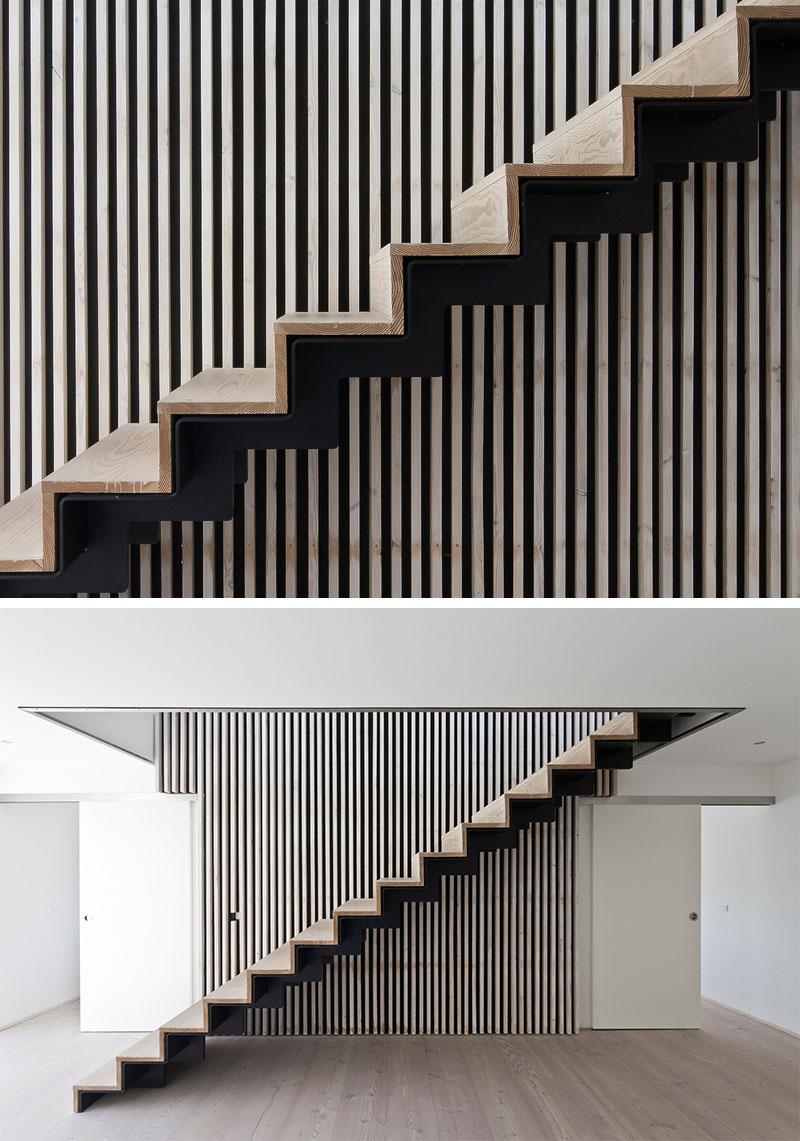 des escaliers design pour vous inspirer archibat mag. Black Bedroom Furniture Sets. Home Design Ideas