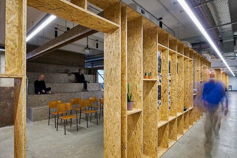 la transformation d 39 une usine en un espace lumineux et modulable archibat mag. Black Bedroom Furniture Sets. Home Design Ideas