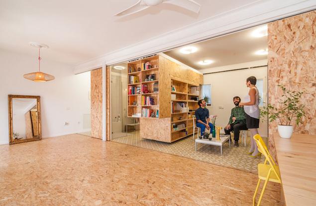 Modulez vos espaces de vie avec les cloisons mobiles ...
