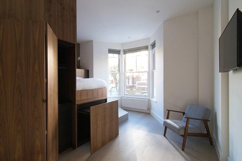 petit espace confort et fonctionnalit s optimales archibat mag. Black Bedroom Furniture Sets. Home Design Ideas